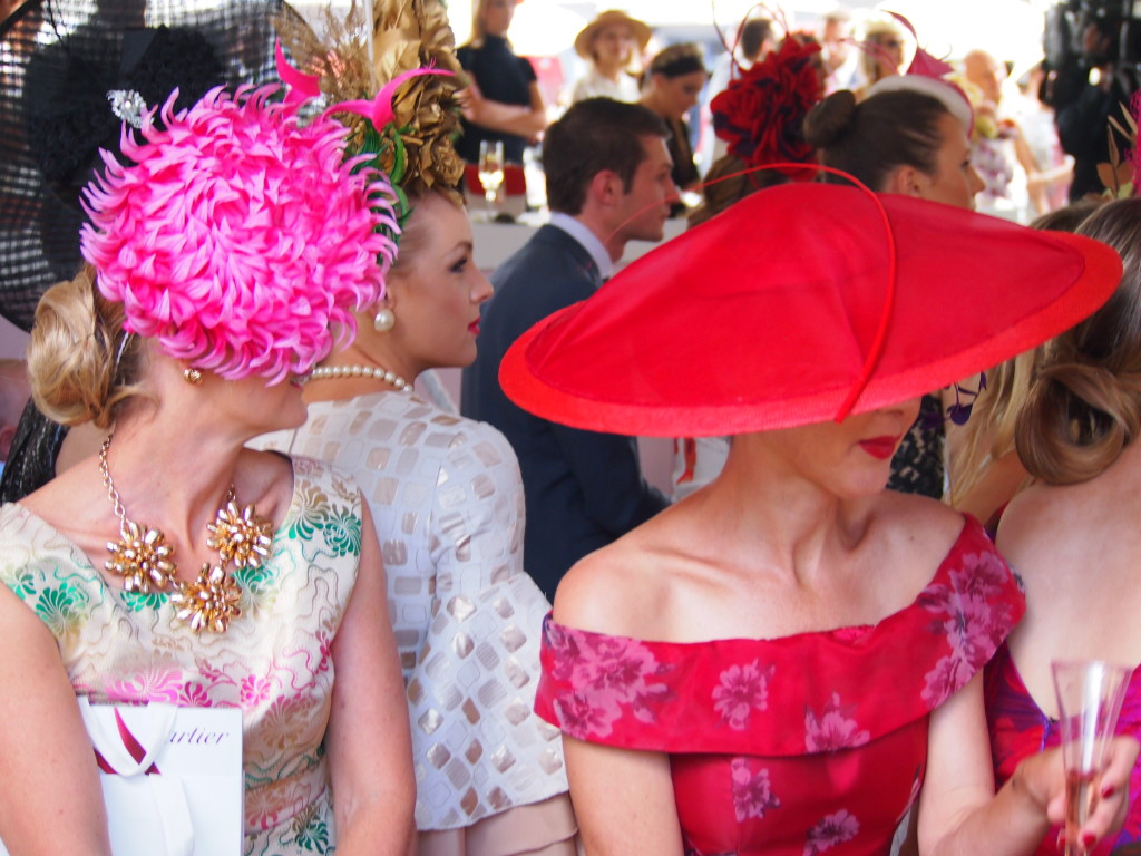 Myer Spring Fashions on the Field 2015